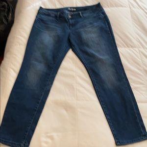 Victoria's Secret siren jeans size 16